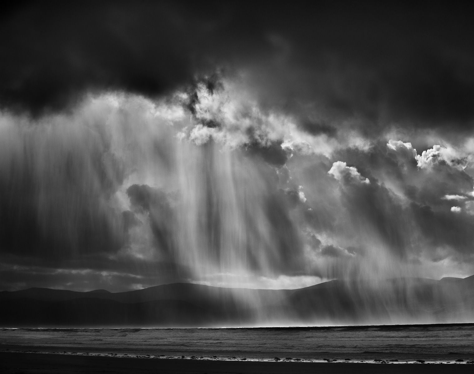 Liquid Sky,Inch Strand, County Kerry, Ireland