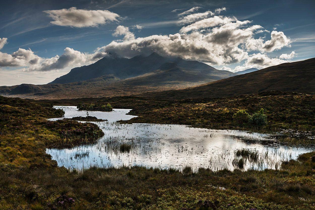 Loch Sligcahan, Isle of Skye, Scotland