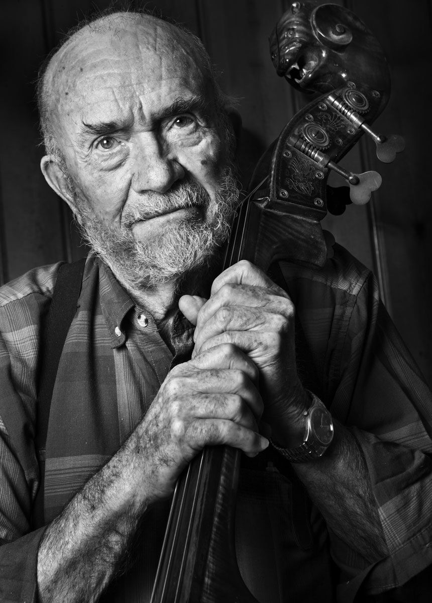 Arthur Conor - Portrait of Floyd Virginia