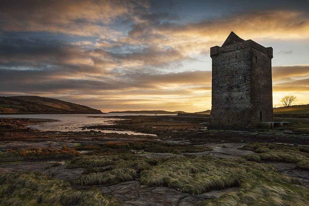 Grace O' Malley Castle, County Mayo, Ireland