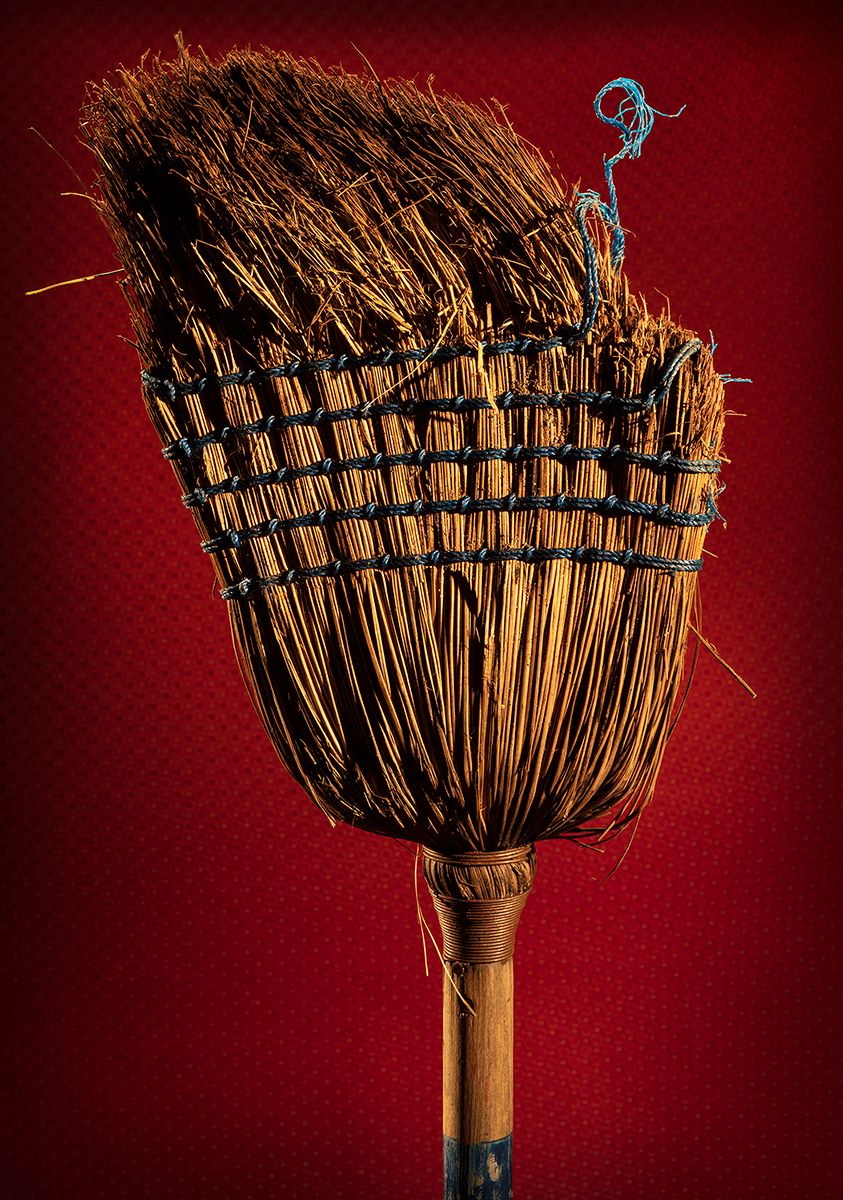 Bernice's Broom