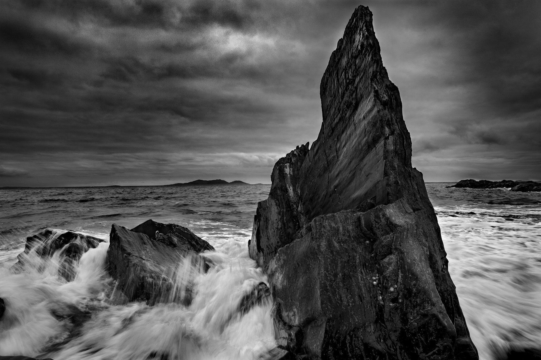 Baranbaun Point, County Mayo, Ireland