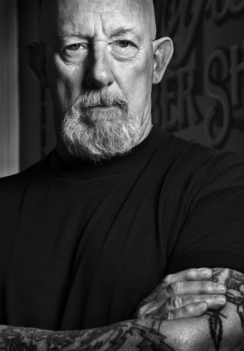 Greg - Portrait of Floyd Virginia