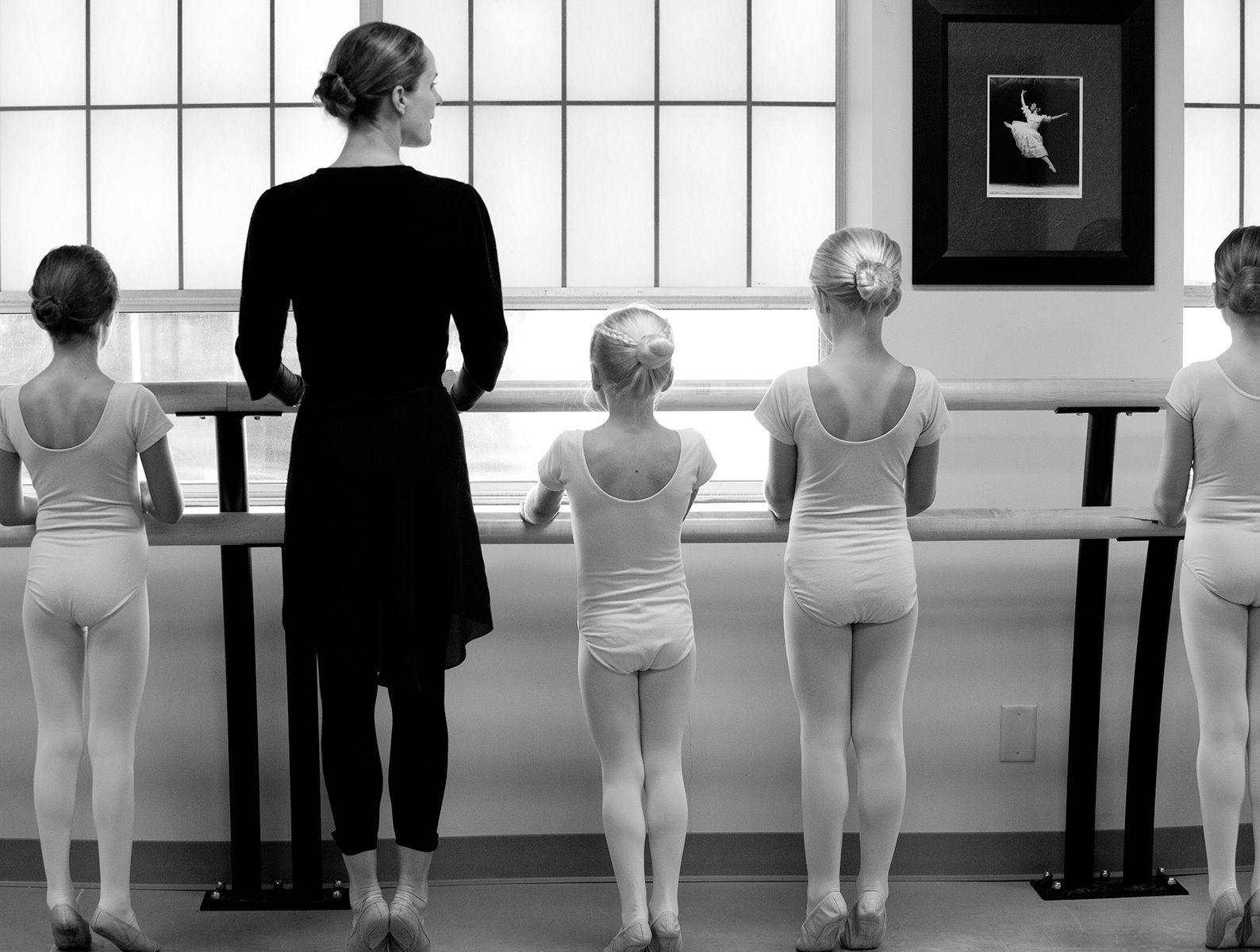 Richmond Ballet , For Virginia Living Magazine