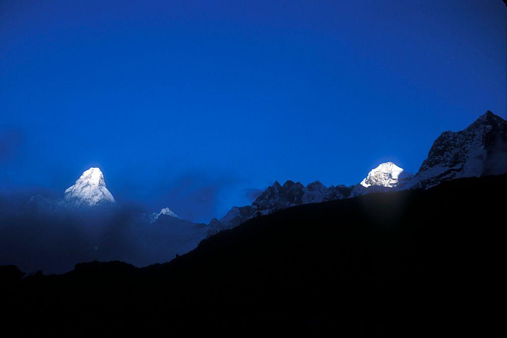 Ama Dablam and Baruntse, Nepal.jpg