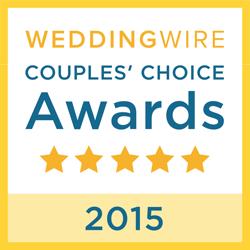 Weddings Performed Reviews, Best Wedding Officiants in Houston - 2015 Couples' Choice Award Winner