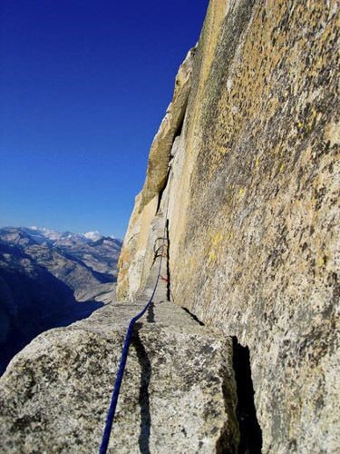 Thank God Ledge, Half Dome