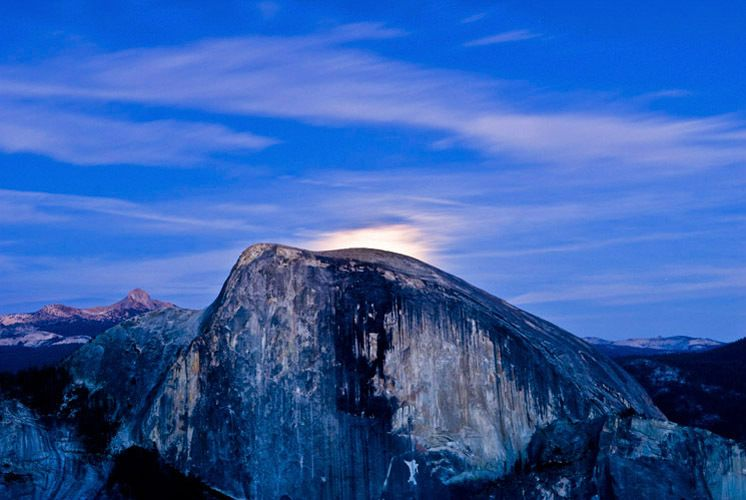 Yosemite After Dark