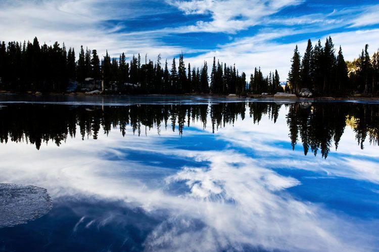 Icy Sky