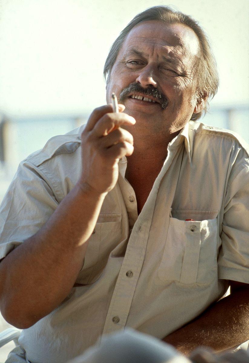 Jim Harrison, Poet writer novelist