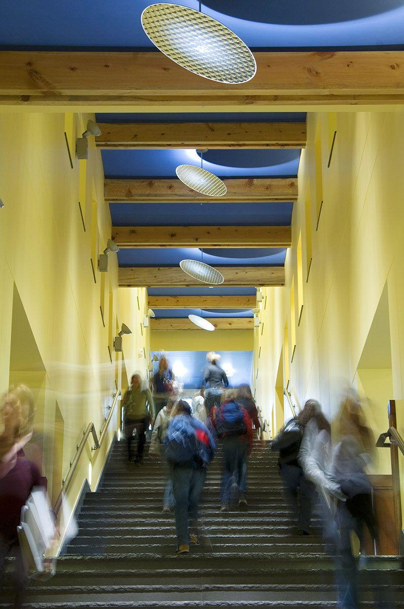 Law School stairway