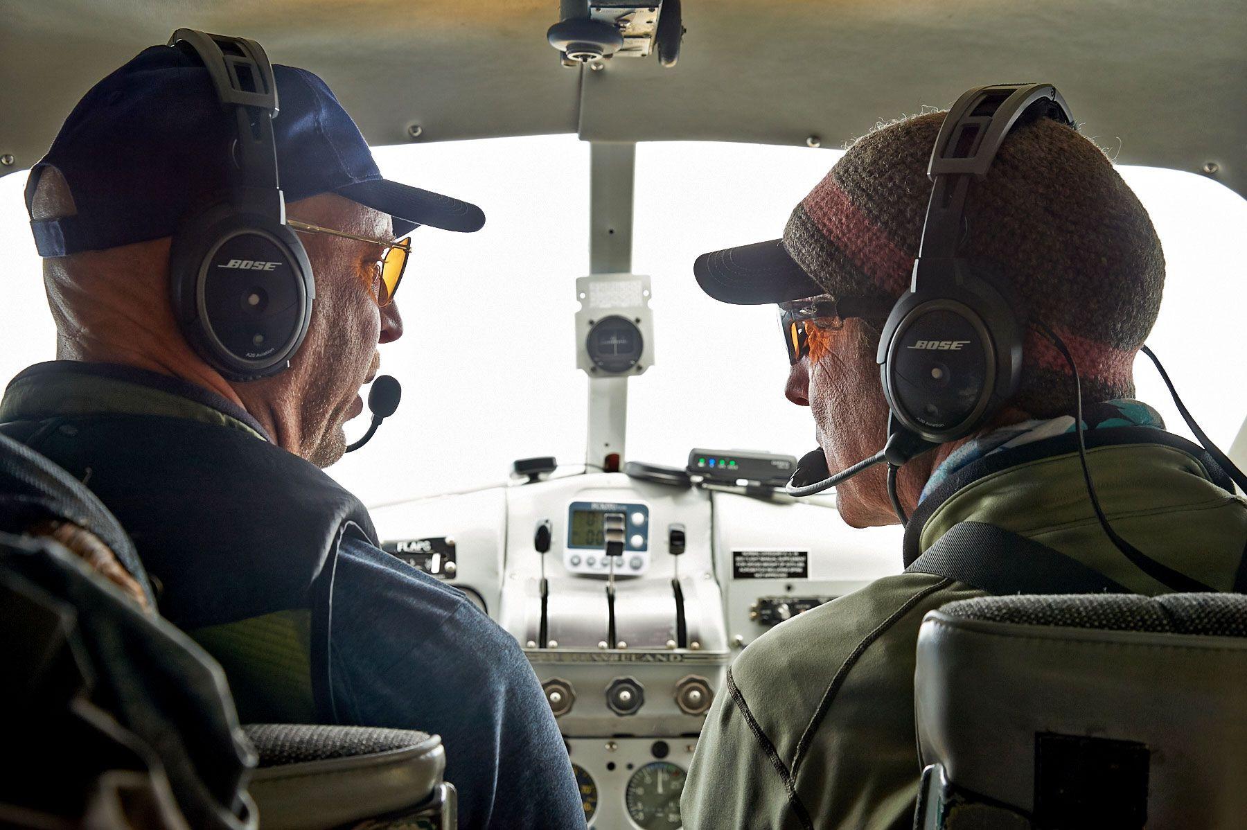 Bush pilots, Alaska, de Havilland Beaver, adventure travel, fishing guides, pilots,