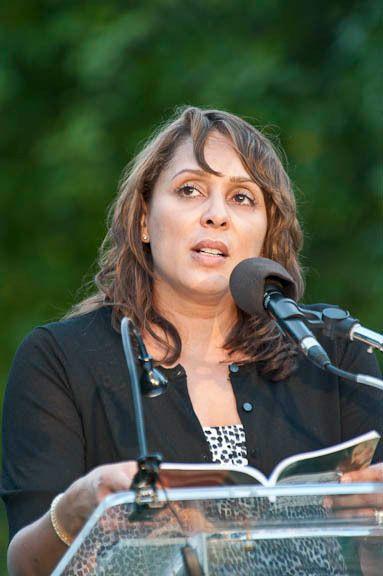 Natasha Trethewey,  US Library of Congress Poet Laureate, 2012