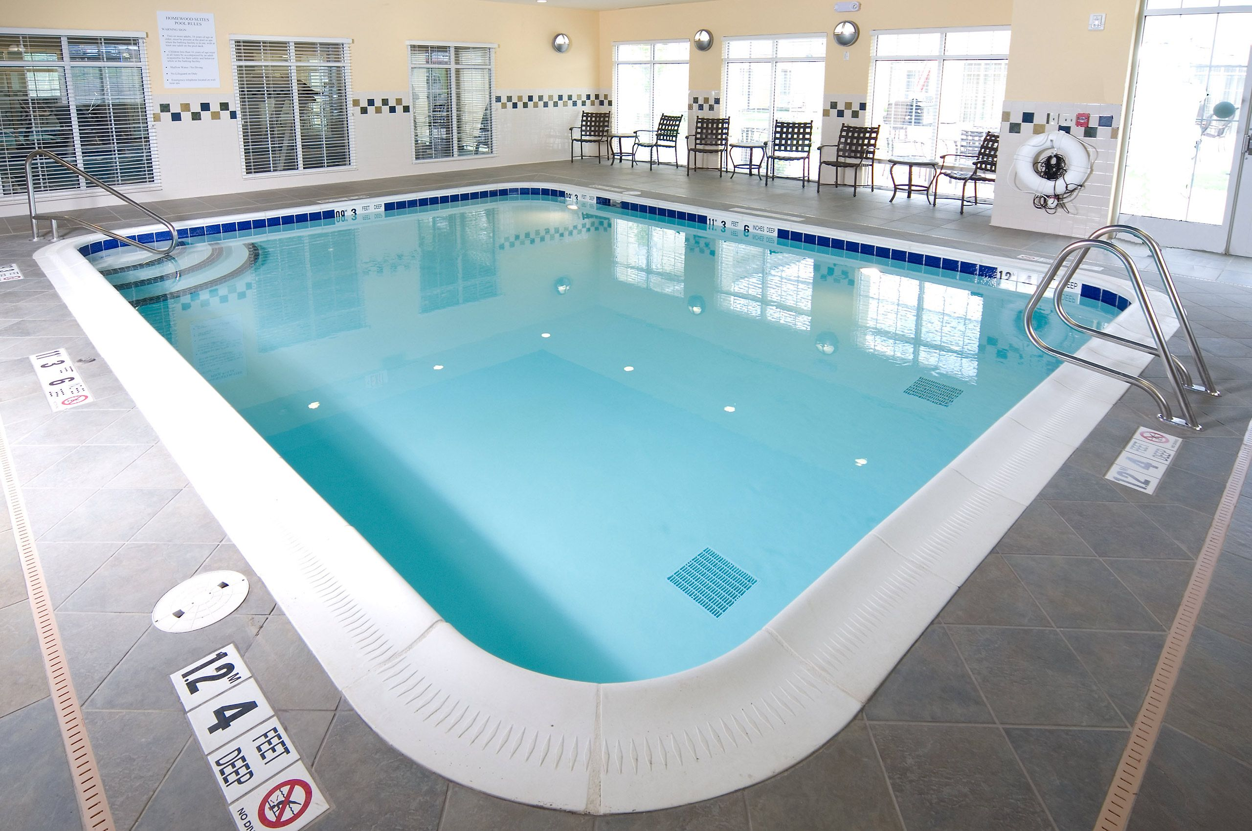 Swimming Pool, Homewood Suites by Hilton, Ithaca, NY