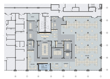 Interior Build-outs / Space Planning