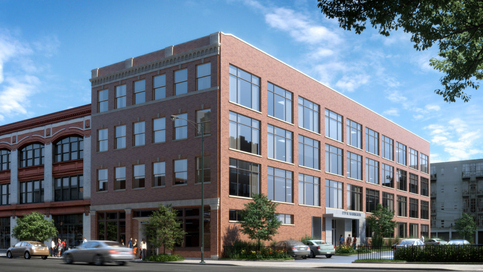 West Loop Warehouse Conversion, Chicago
