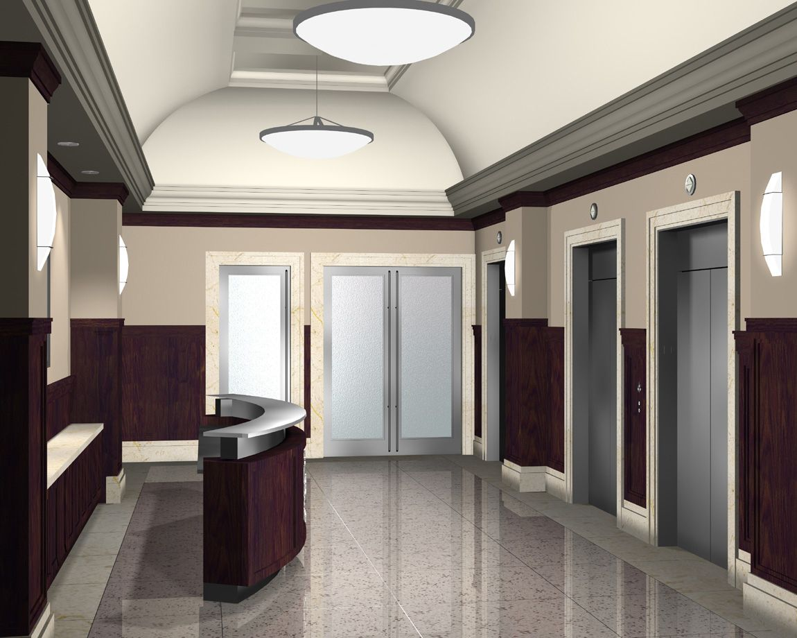 20 Story Condo Conversion, North Michigan Avenue, Chicago - Senior Associate / Designer DeStefano + Partners