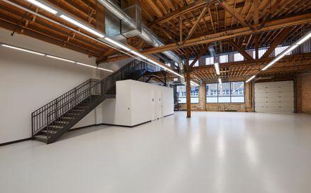 Chicago Warehouse Conversion