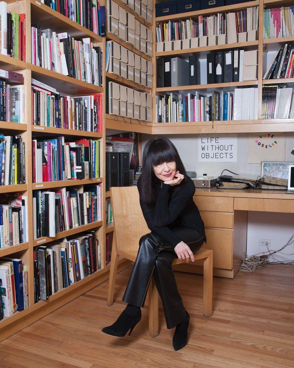 Roselee Goldberg for Wanted Magazine.