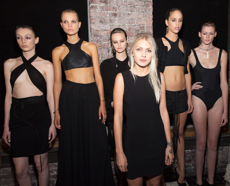 Kate Gallagher - fashion designer