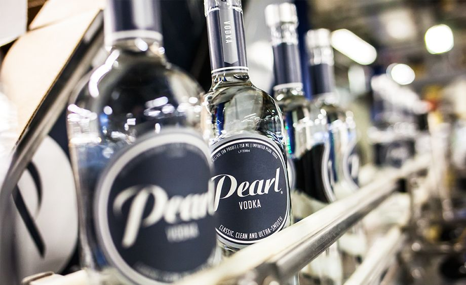 pearl vodka Luxco Brands