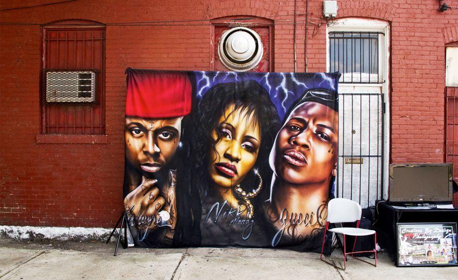 Hip Hop Photo Set