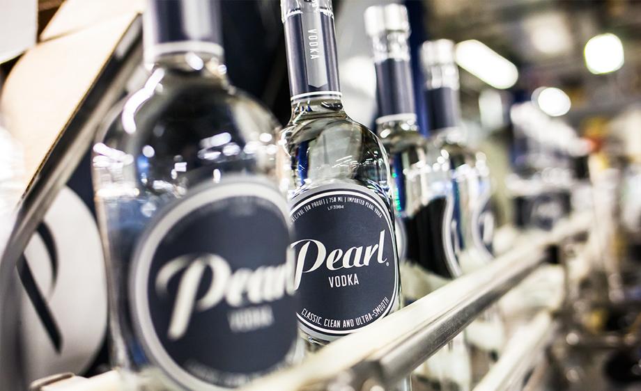 pearl vodka Luxco Brands