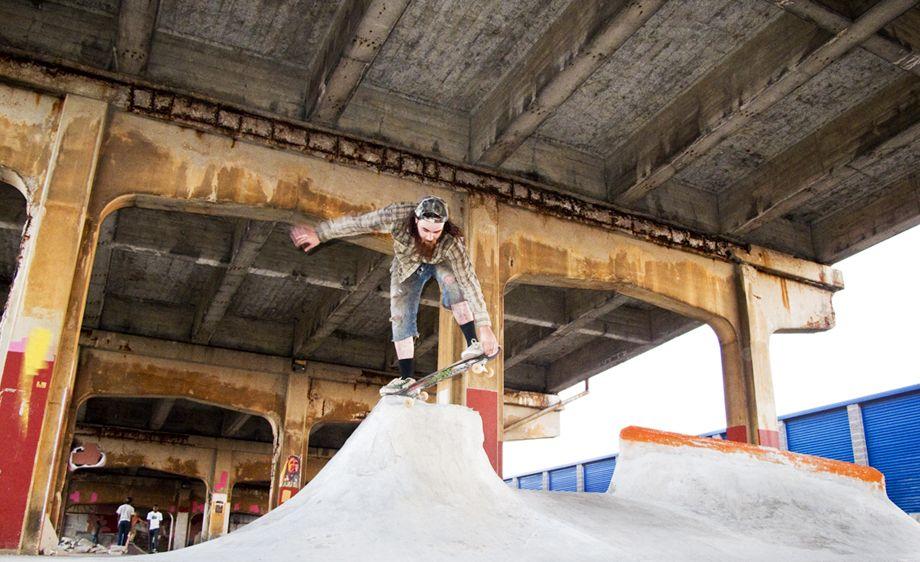 Kingshighway Skatepark
