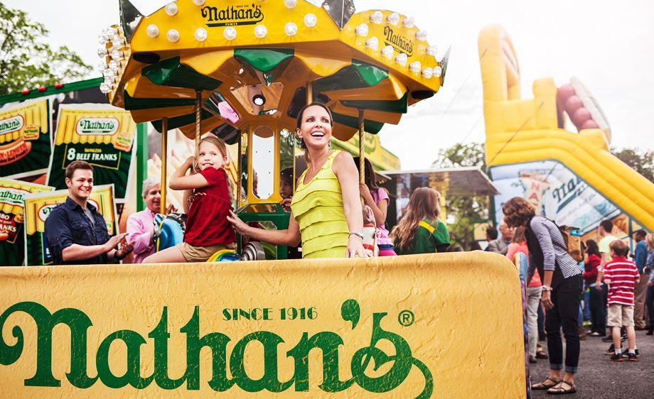 Nathans Hotdogs