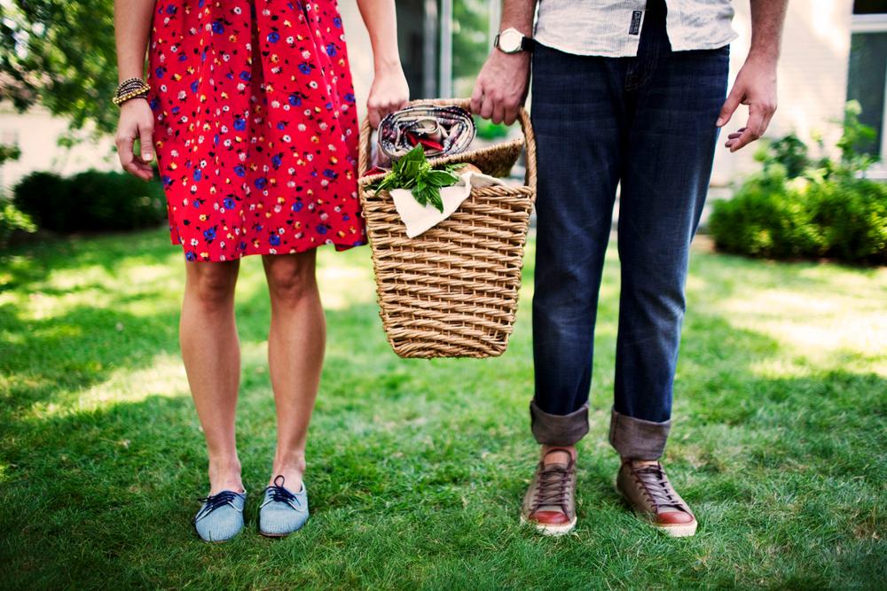 Catalog shoot for Crate & Barrel / Wedding Registry