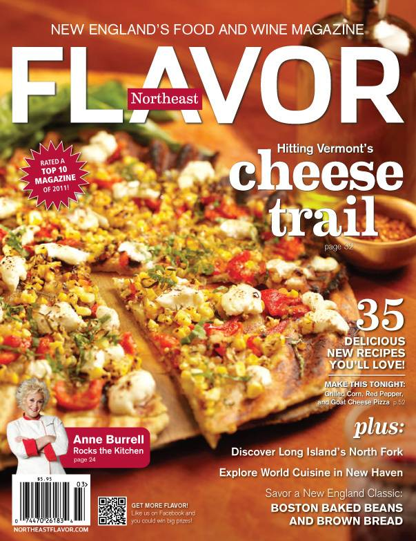 North East Flavor cover image by Greg West Photography