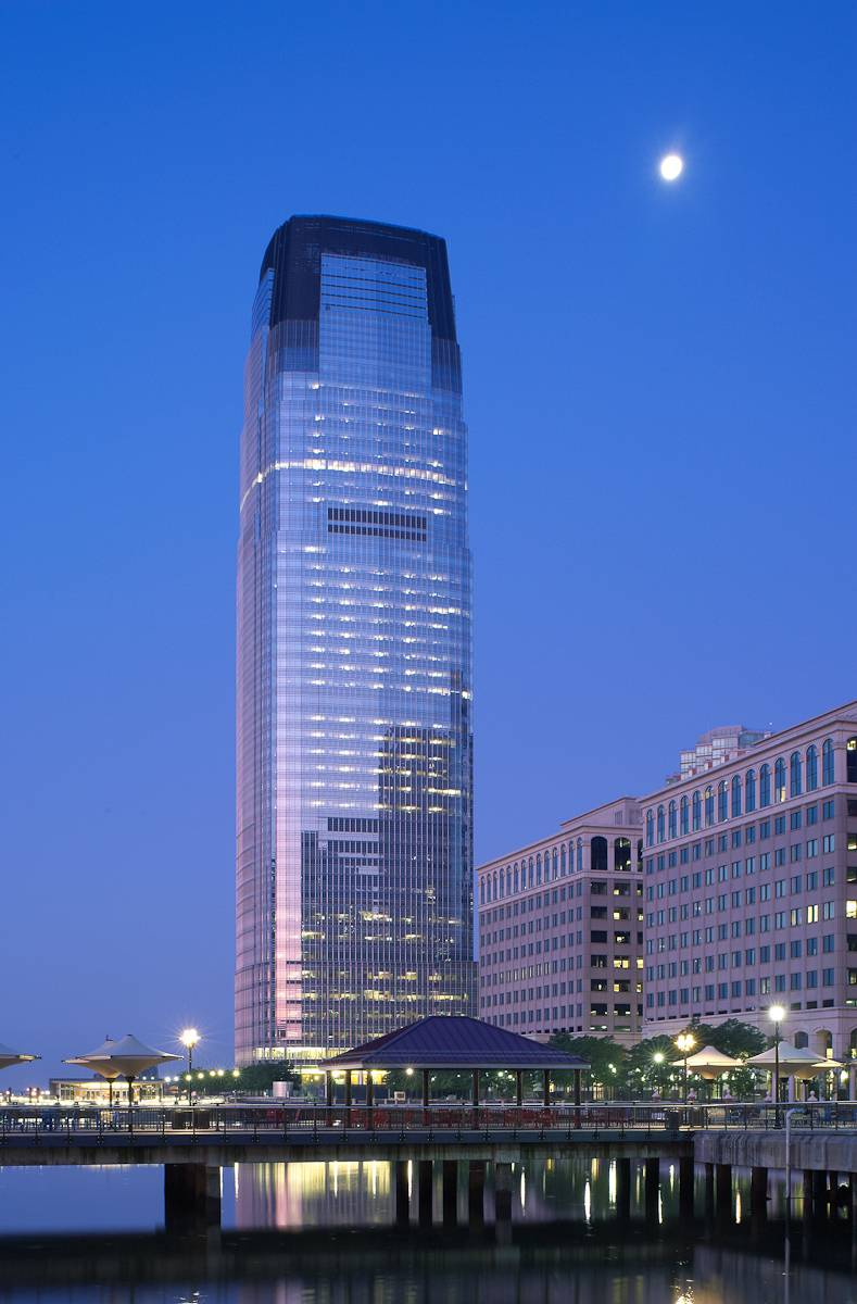 Viracon. Goldman Sachs. Jersey City, NJ.