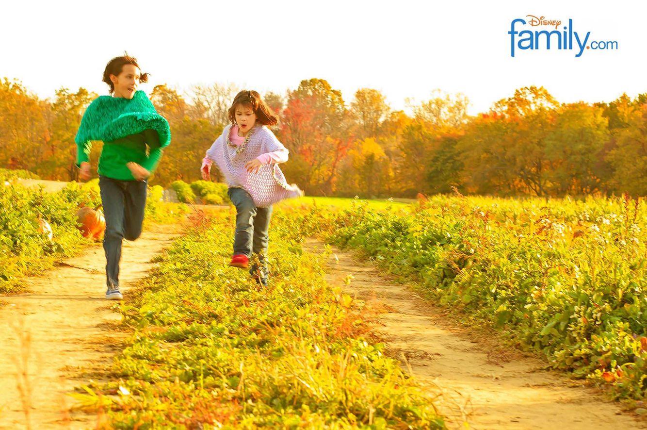 sisters run