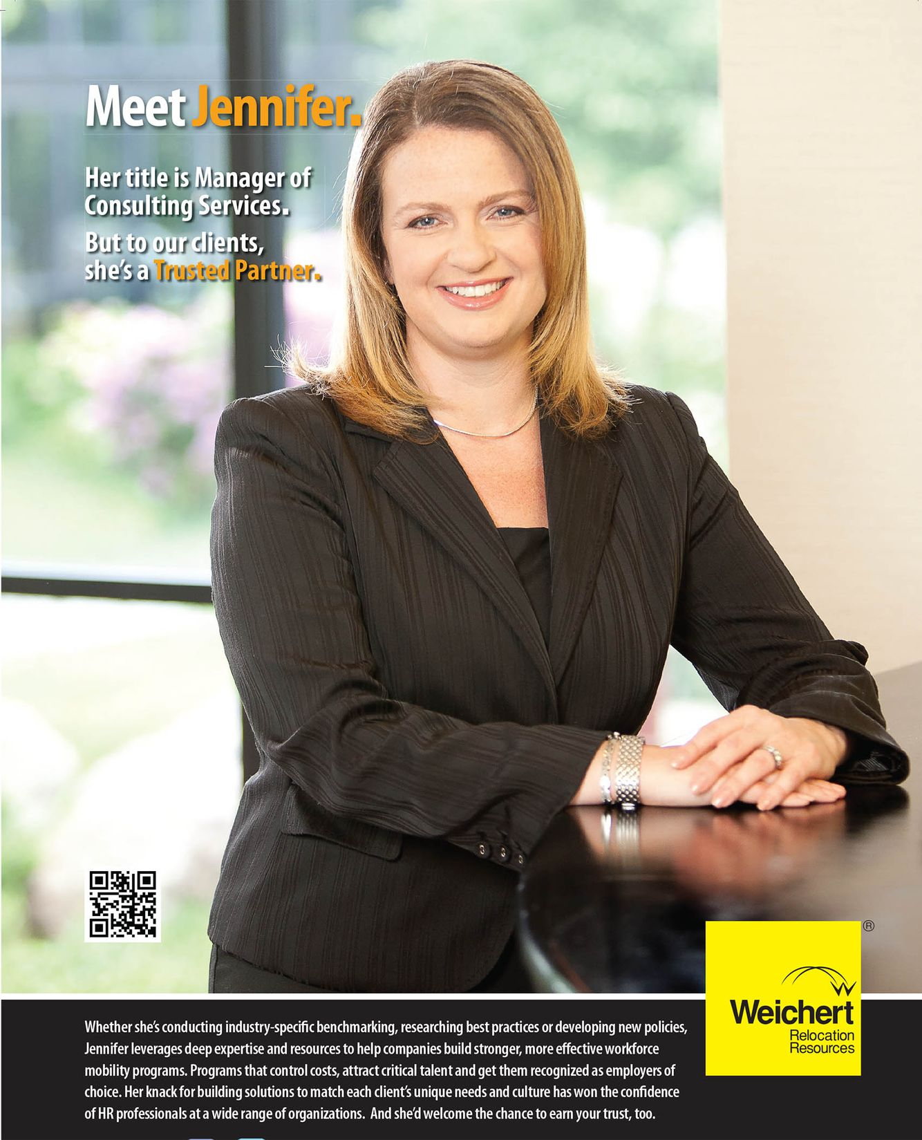 woman executive