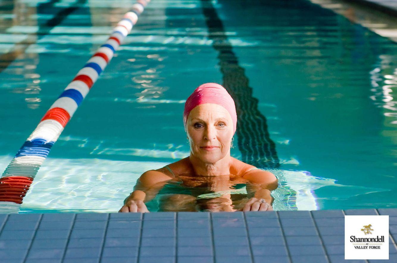 Shannondell swimmer