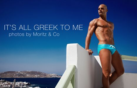 It's All Greek to you and me