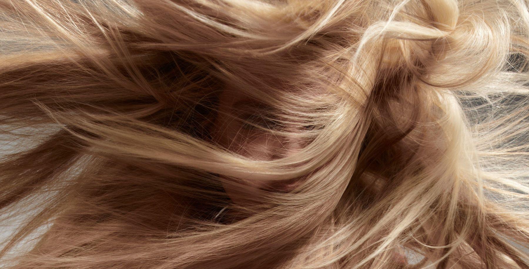 Behind the Hair