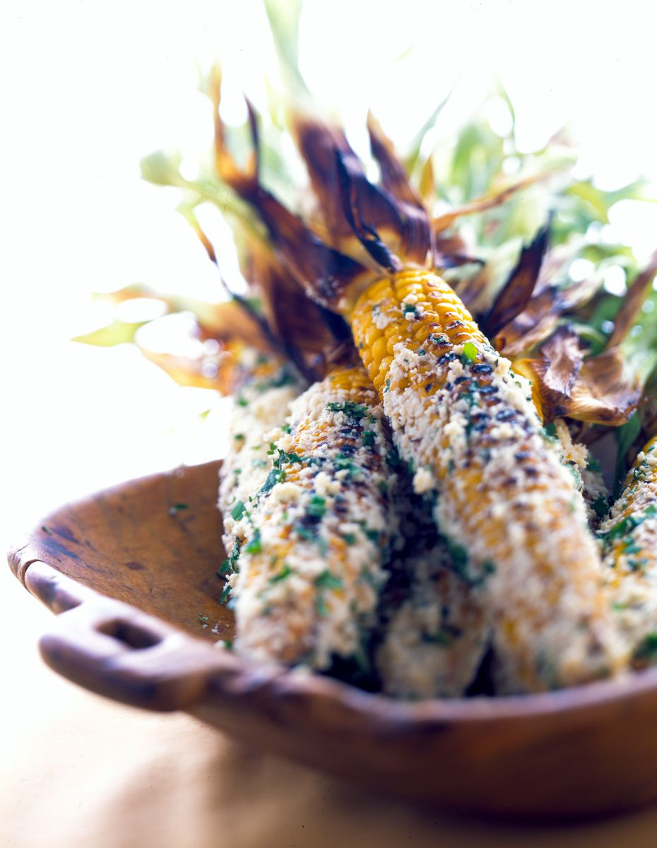 grilled corn on the cob with mexican Cheese Food Network  Robert Jacobs photography ©2013www.rkjacobs.comtop food photographer New York Seattle Portland Robert Jacobs photography ©2013
