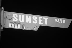 Sunset Blvd, Los Angeles