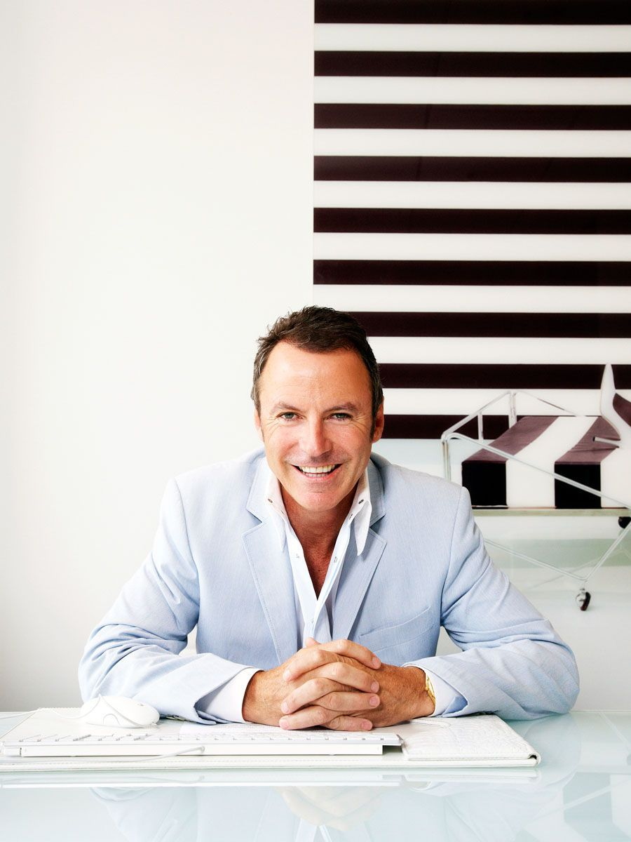 Simon Cowielifestyle guru, party planner to the stars, television personality and writer