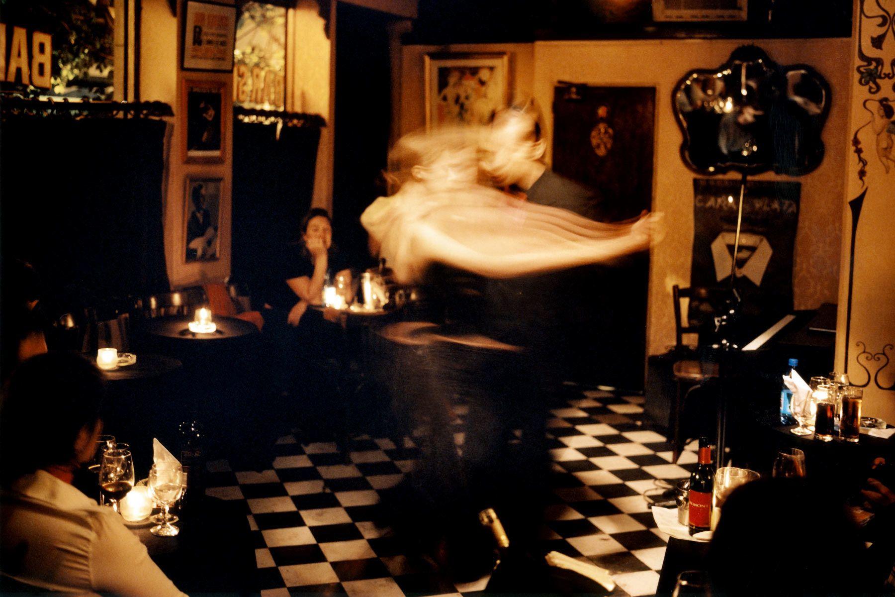 Tango at Bar SurBuenos Aires, Argentina