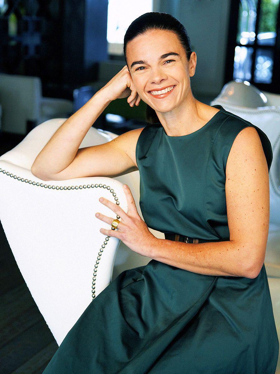 Suzanne Goinchef and restaurateur