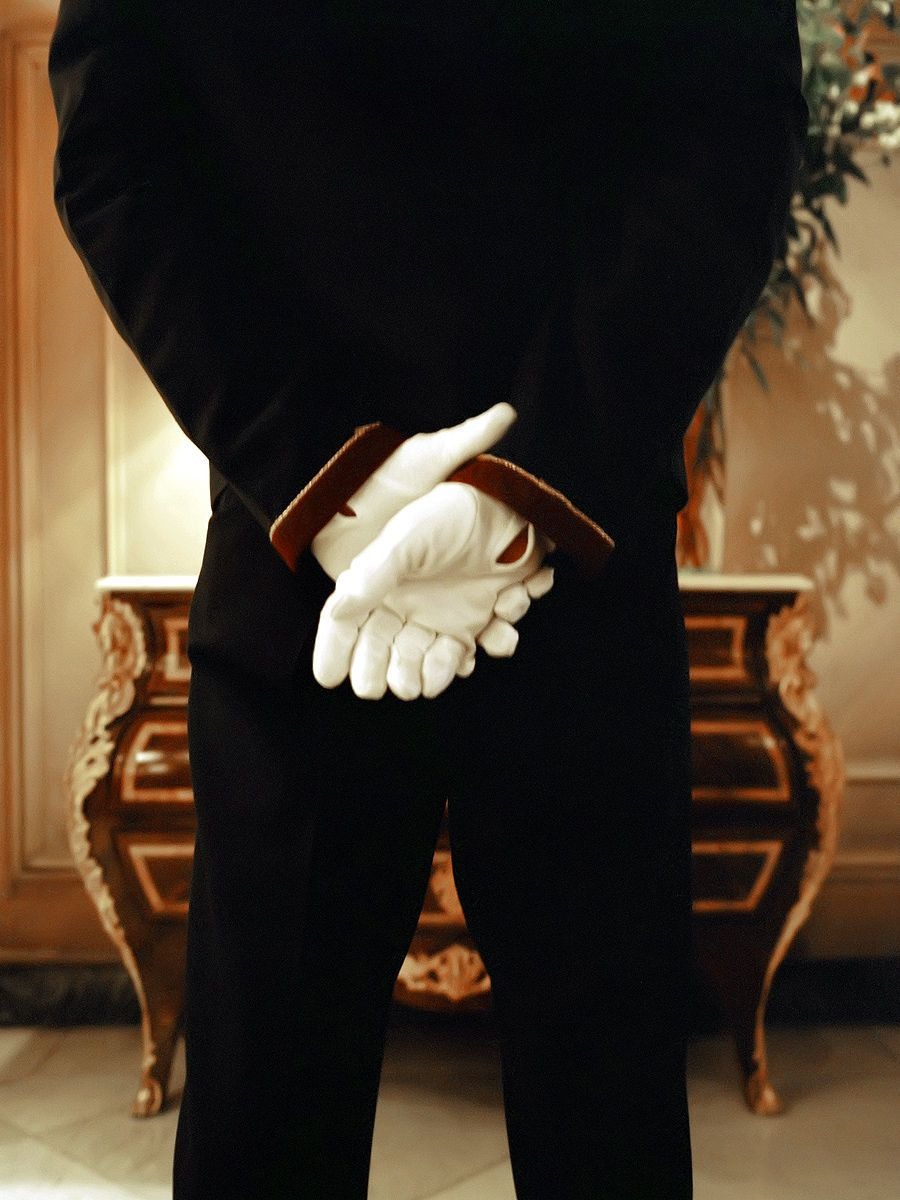 personal butler at Hotel AlvearBuenos Aires, Argentina