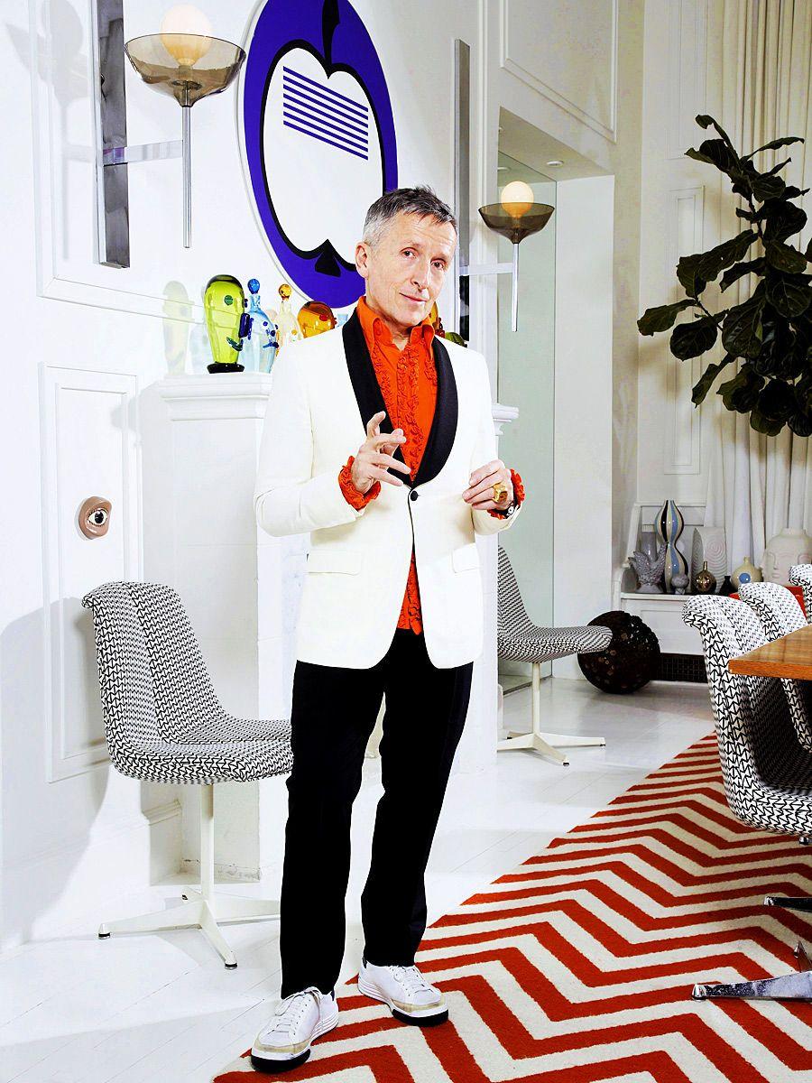 Simon DoonanCreative Ambassador-at-Large at Barneys