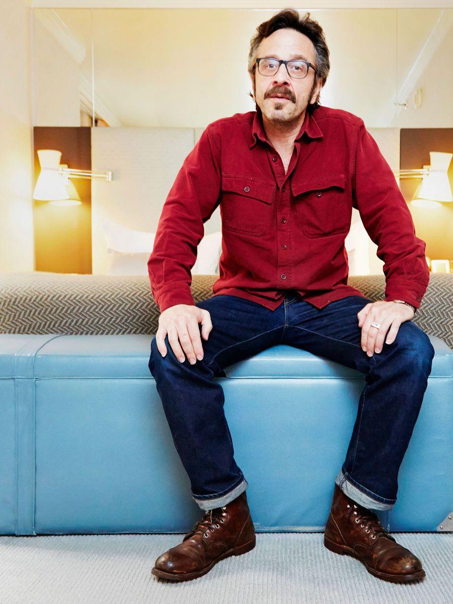 Comedian/Author Marc Maron