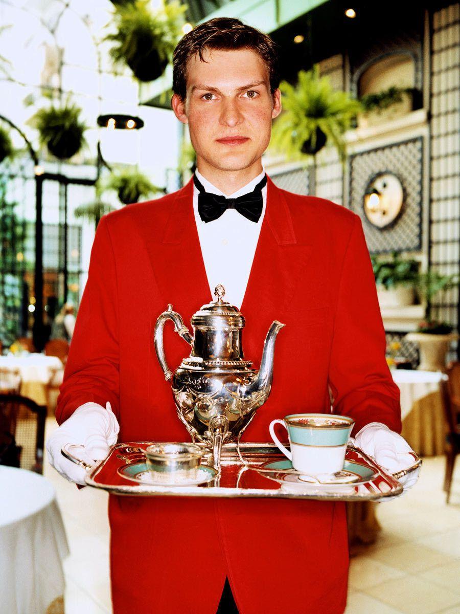 Personal Butler at Alvear HotelBuenos Aires, Argentina
