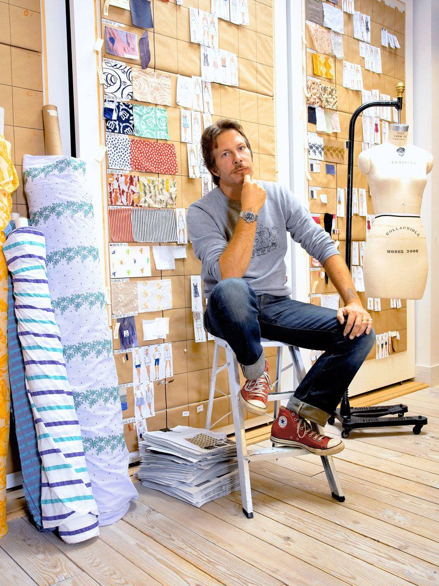 Edoardo Mantelli, creative director at Toccafor London Times Magazine