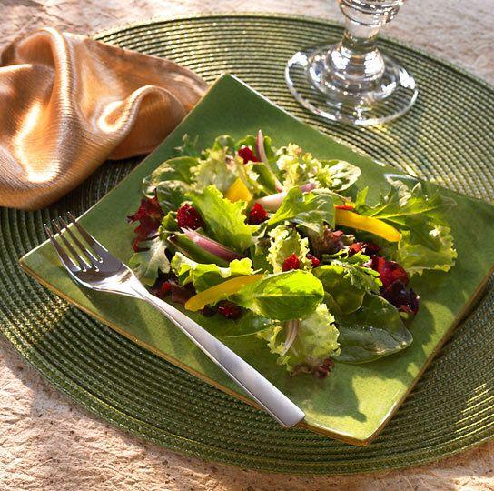 organic mesculin salad