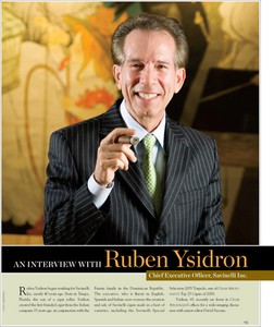 Ruben Ysidron, Chief Executive Officer, Savinelli Inc.