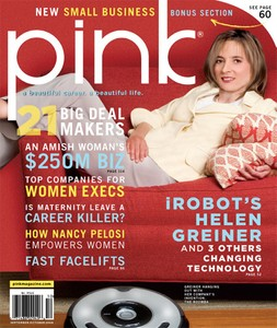 Helen Greiner, Chairman of the Board and  Co-Founder of iRobot